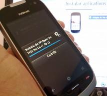 Nova atualização para o Nokia 701: Widgets da Tela Inicial