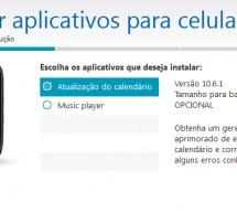 Nova atualização para o Nokia 701: Atualização do calendário + Music player